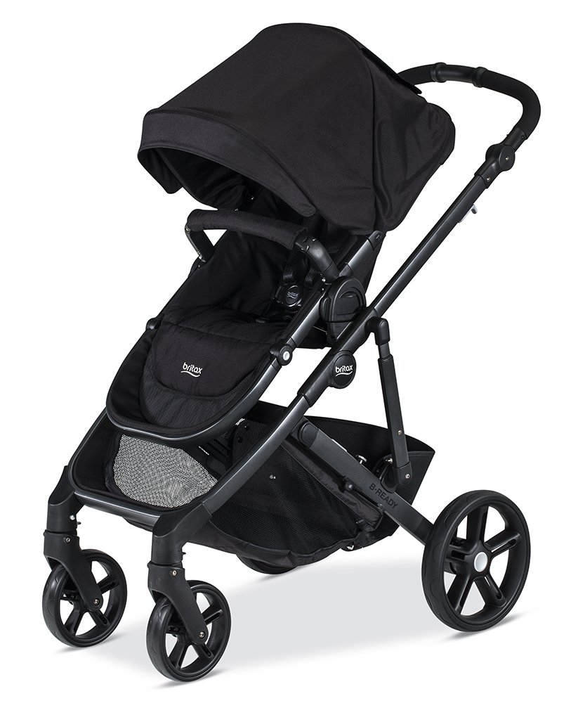 Britax B-Ready G2 Stroller, Black by BRITAX (Image #3)