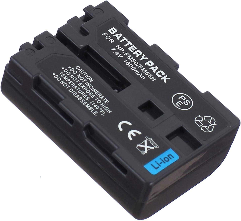 Battery Pack for Sony DCR-TRV940 DCR-TRV940E DCR-TRV950 DCR-TRV950E Handycam Camcorder