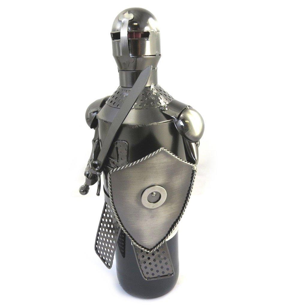 Les Tr/ésors De Lily M3802 - Flaschenhalter Sculpture M/étal Ritter.