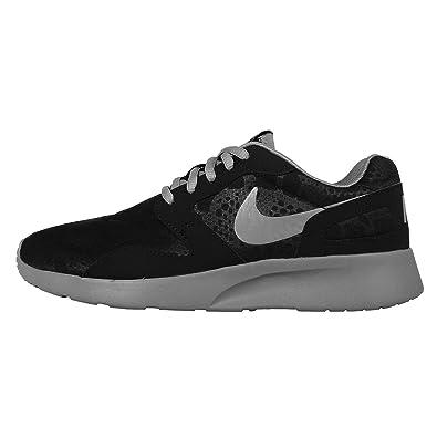 best service 3a740 07d93 Nike Damen WMNS Kaishi Print Fitnessschuhe, Black (Schwarz/Grau), 36.5 EU