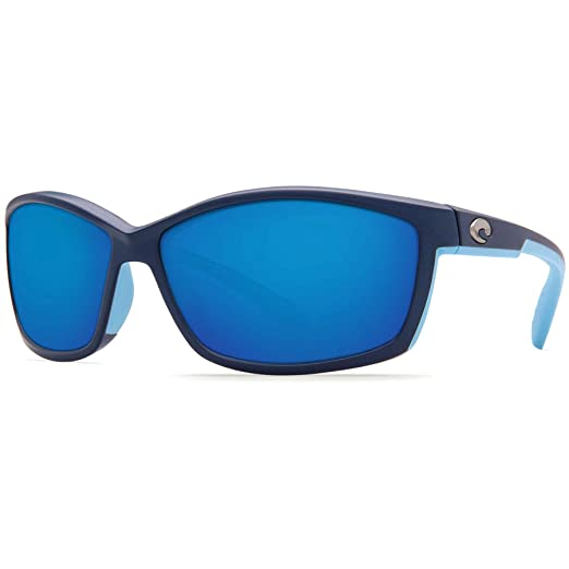 9d8a4d309b22 Amazon.com: Costa Del Mar Manta 580G Manta, Matte Heron Blue Mirror ...