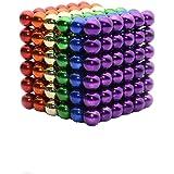 OBAST マグネットボール 216個セット﹙5mm﹚ (六色タイプ)