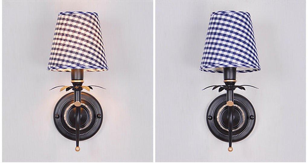 Frontale Lampe Hjhy® Applique Simple Vintage CouleurUnique Murale jVqSUGLzMp