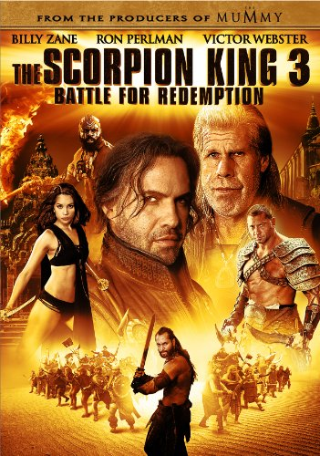 (The Scorpion King 3: Battle for Redemption)