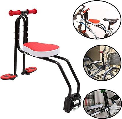 Asiento de Bicicleta niño Delante, Existe la Seguridad del Asiento ...