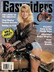 """APRIL 1992 ISSUE OF EASYRIDERS MAGAZINE. LOADED WITH GREAT PHOTOS. ARTICLES INCLUDE """"DRAG RACING SEASON RESULTS"""", """"RAKING AN FXR"""", """"PARADISE PARTY IN THE FLORIDA KEYS"""", """"RODEO WRAP UP"""", AND MORE."""