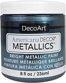 product image for DecoArt Ameri Deco MTLC Americana Metallics 8oz Pewter, 1