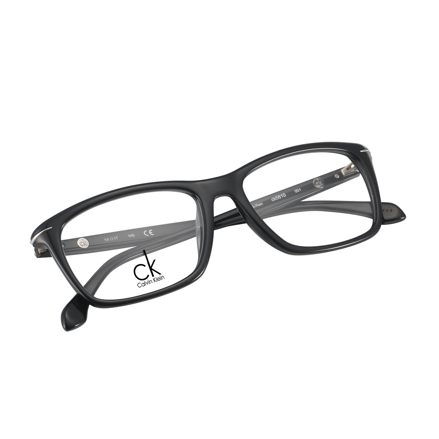 5d12f28cf71 CK Eyeglasses 5810 001  Amazon.co.uk  Clothing