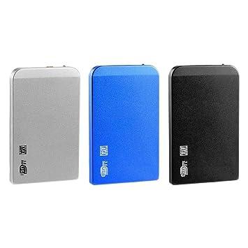 Caja Ultra Delgada DE 2.5 Pulgadas de Aluminio USB3.0 a SATA ...