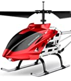 RC Helicopter, S37 Aircraft with Altitude hold, 3.5 Channel, Sturdy Alloy Material, Gyro Stabilizer and High &Low Speed…