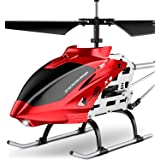 RC Helicopter, S37 Aircraft with Altitude hold, 3.5 Channel, Sturdy Alloy Material, Gyro Stabilizer and High &Low Speed, Mult