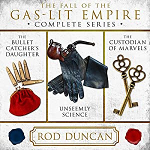 The Fall of the Gas-Lit Empire Audiobook
