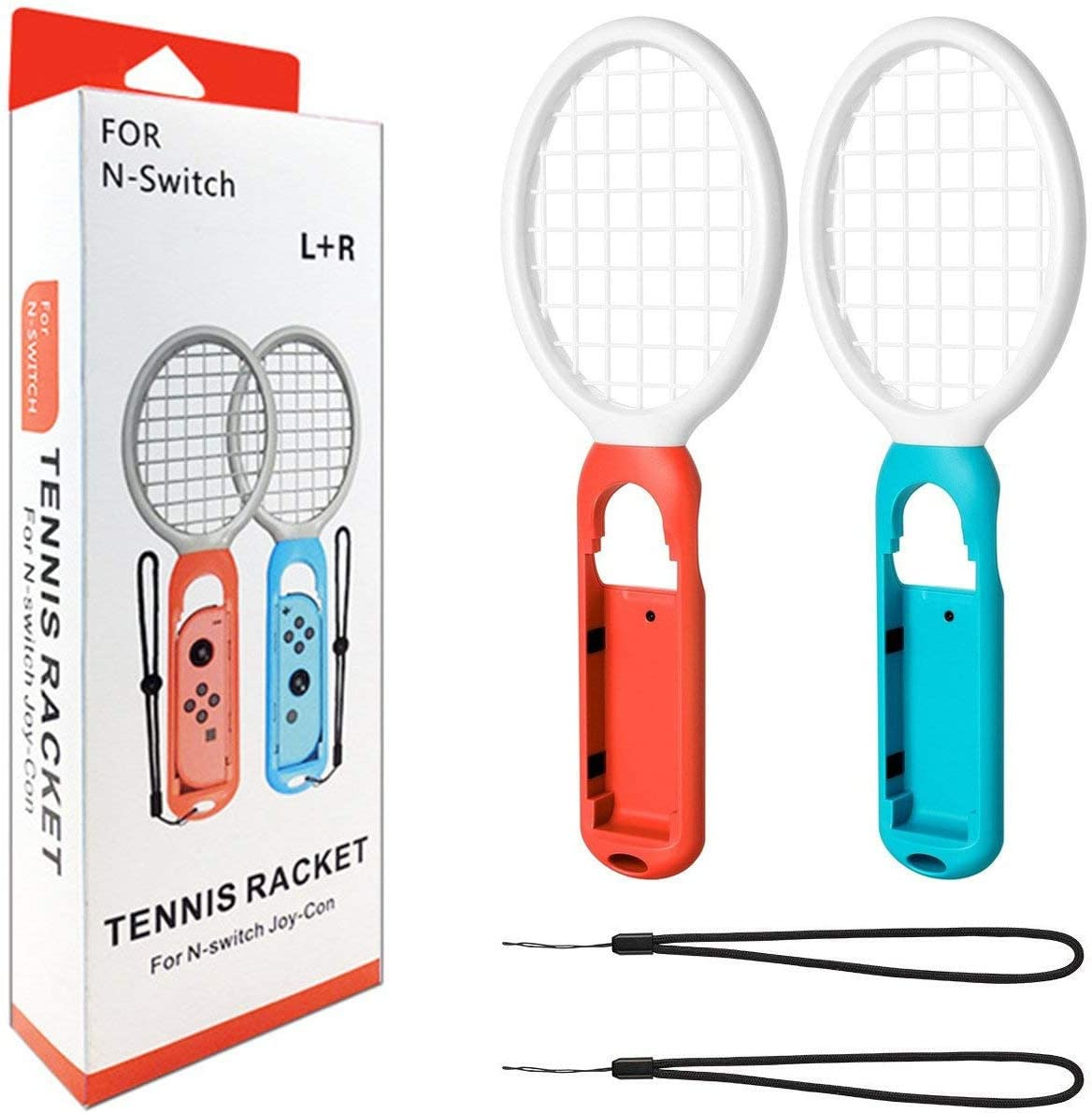 Kingwon - Raqueta de Tenis para Mario Tennis Aces, Accesorios de ...