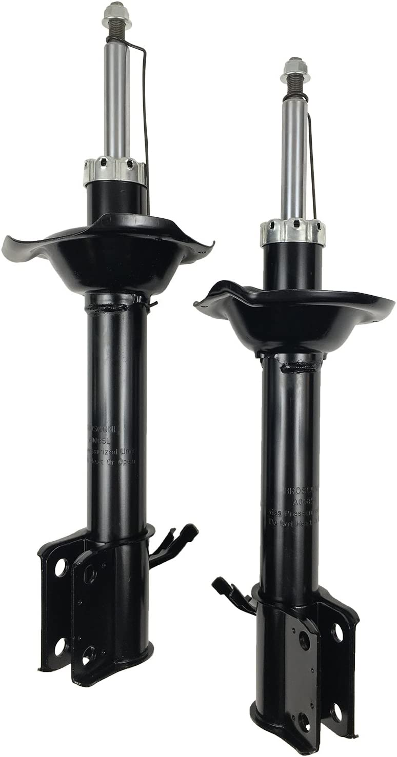 2x Rear Replacement Gas Pressure Strut OE Quality Suspension Shock Absorbers