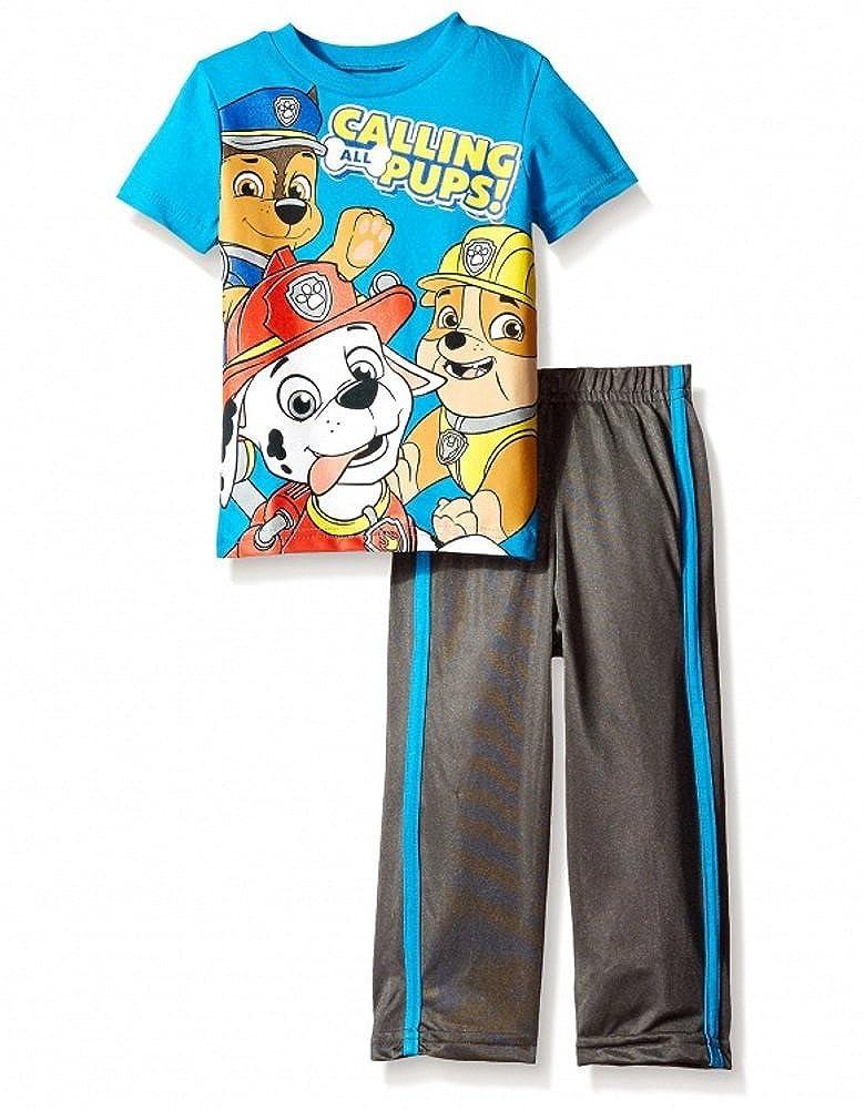 Paw Patrol Boys Tricot Pant Set and T-Shirt