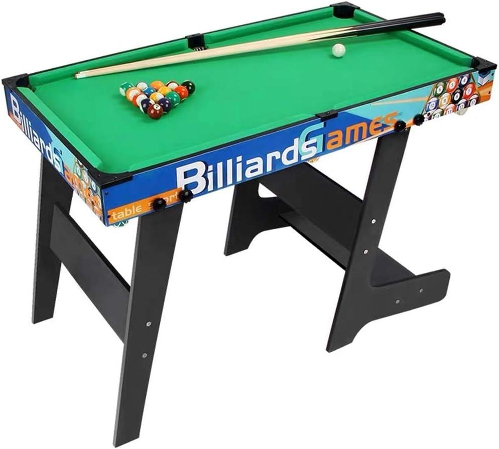 Combo Table Mesa de Billar Billar Plegable de Mesa Juego de ...