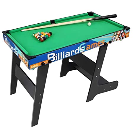 Combo Table Mesa de Billar Billar Plegable de Mesa Juego de ...