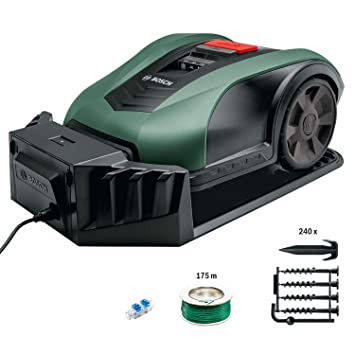 Bosch Home and Garden 06008B0201 Bosch Indego M 700-Cortacésped ...