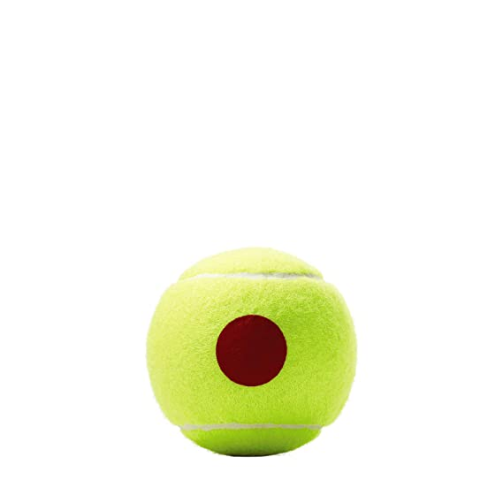 Mantis Pelotas entrenadoras de Tenis Color Amarillo. 3/Unidades