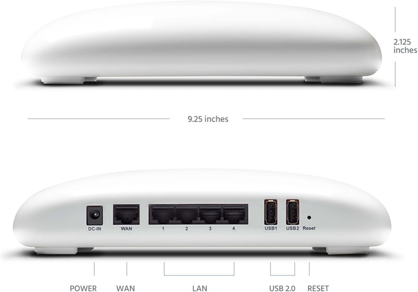 Portal WiFi Router Router para Gaming WiFi AC2400 Wave 2 con tecnolog/ía ZWDFS sin esperas multicanal, Dual-Band AC2400 /& tecnolog/ía Mesh 2.0
