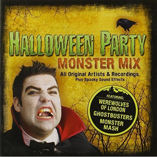 Halloween Party Monster Mix (Ideas For A Halloween Night)