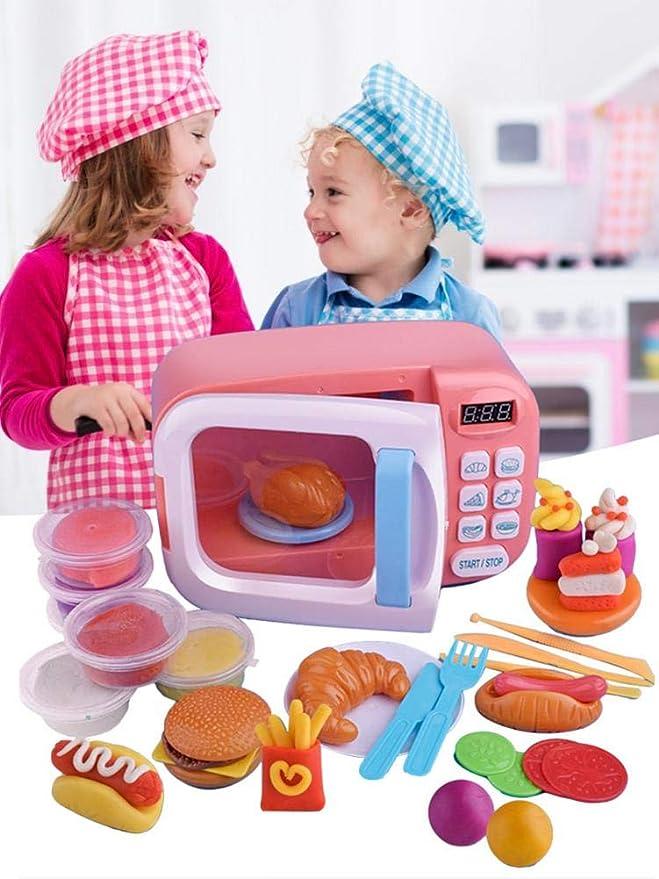 AIMERKUP Niños Jugar Juguetes Cocina Juegos de imaginación ...