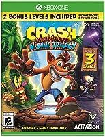 Activision Crash Bandicoot N. Sane, XOne vídeo - Juego (XOne, Xbox One, Acción / Aventura, E10 + (Todos 10 +)) - Standard Edition