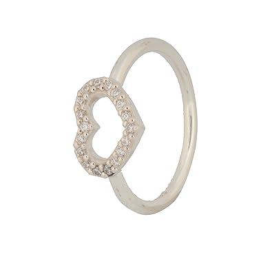 Amazon Com Pandora 190861cz Be My Valentine Ring Jewelry