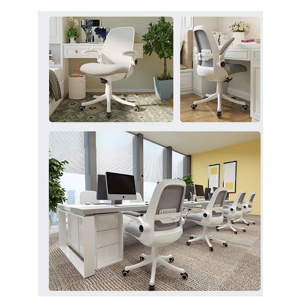 Skrivbordsstolar datorstol hem student studie skriva stol ryggstöd arbetsrum skrivbord stol svängbar stol kontor stol lyft stol tv-spel stolar (färg: A) b