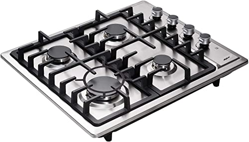 Hotfield Gas Cooktop 24 Inch Sealed 4 Burners