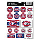 NHL Vinyl Sticker Sheet