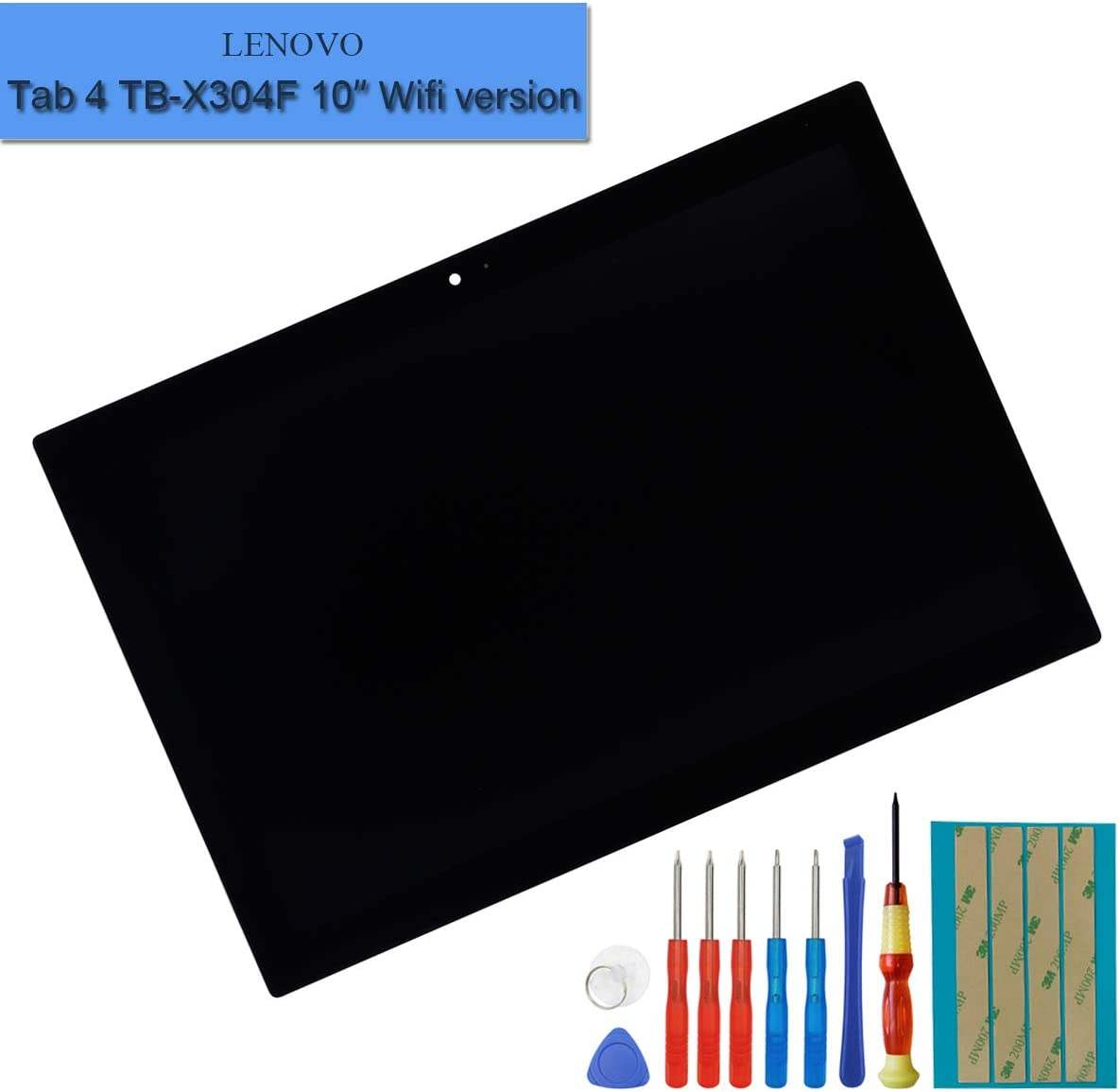 LCD Display Replacement Compatible with Lenovo Tab 4 10