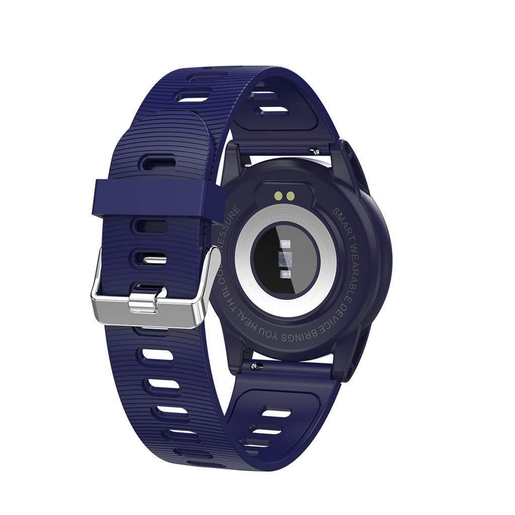 Amazon.com: NOMENI Fitness Tracker with Heart Rate Monitor ...