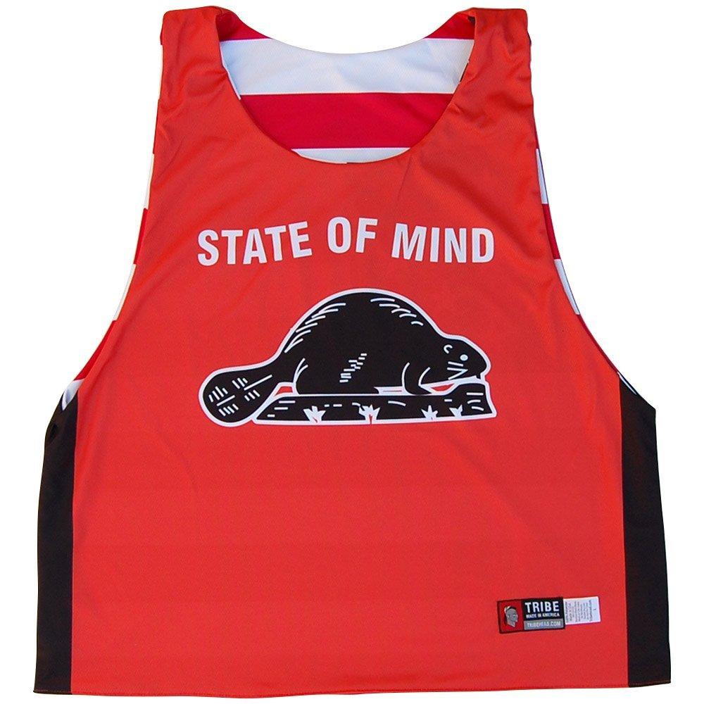 Oregon State of Mind Reversible Lacrosse Pinnie