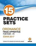 15 Practice Sets Ordnance Trade Apprentice for Non-ITI Exam 2017