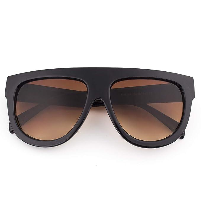 Amazon.com: GQUEEN - Gafas de sol para mujer, montura ...