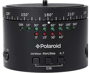 Tête à bille électronique panoramique Polaroid pour appareils GoPro,  smartphones, appareils photo numériques DSLR dec00d2ce9d4
