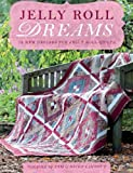 img - for Jelly Roll Dreams: 12 New Designs for Jelly Roll Quilts book / textbook / text book