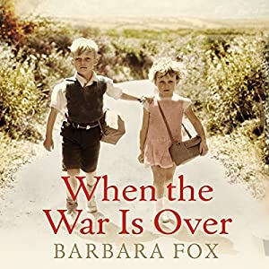 When the War Is Over Audiobook