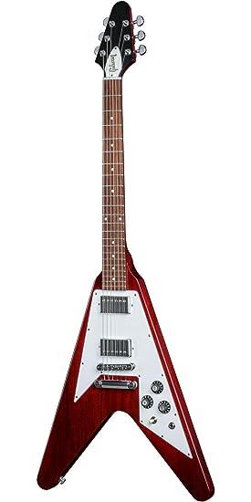 Gibson USA 2015 Japón Flying V Heritage - Guitarra eléctrica, color ...