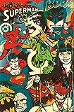 Trends International DC Comics Throwback Wall
