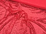 ShinyBeauty 50FTX4FT-Aisle Runner-Red,Wedding Accessories Carpet Aisle Runner,Slip Hallway Stair Runner Rug For Thanksgiving