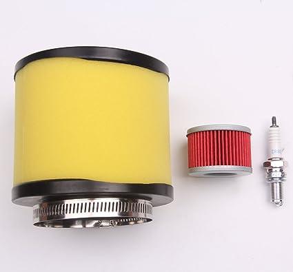 For Honda Rancher TRX350 air Filter Parts 2000-2006 2x4 /& 4x4 For Honda Rancher