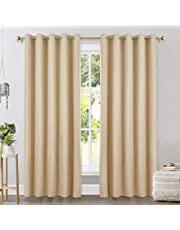 NICETOWN Blackout Curtains for Bedroom (42 inches Wide x 45, 54 and 72 inches Long)