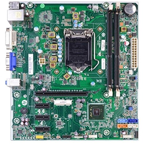 Foxconn H-CUPERTINO2-H61 Intel H61 Socket 1155 mATX Motherboard w/DVI Video Audio & GbLAN - Motherboard Only consumer electronics Audio Gblan Atx Motherboard
