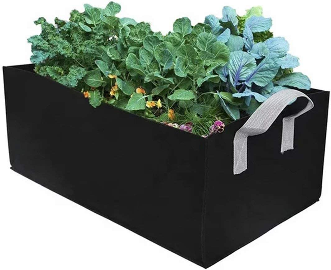 Raised Garden Bed Wood Box Grow Plastic Steel Patio greenes Outdoor keter Vegetable Urban Fence Metal Easy Soil Elevated with Planter Fabric for Vegetables kit Cedar Gardening Raised Garden Bed beds