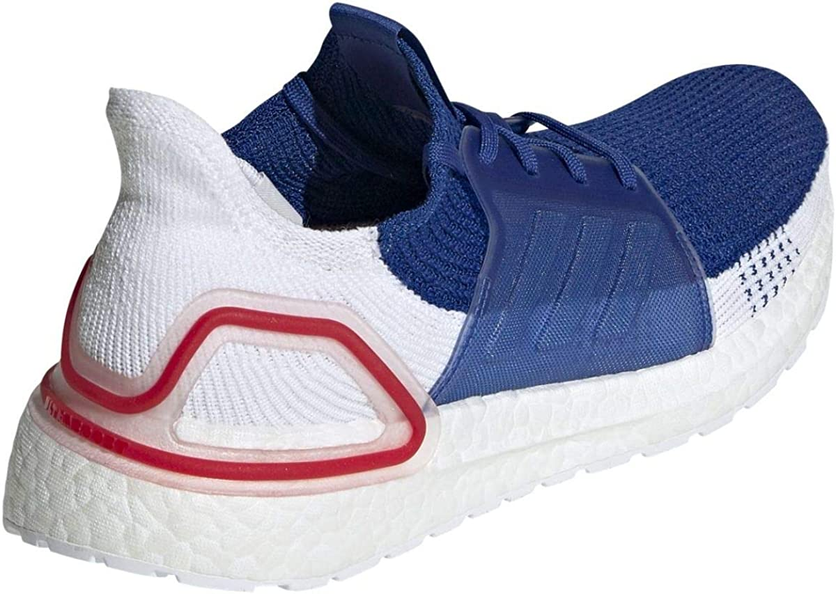 adidas Ultraboost 19 M, Zapatillas de Running para Hombre Blanco Ftwr Blanco Ftwr Blanco Grey One F17 Ftwr Blanco Ftwr Blanco Grey One F17