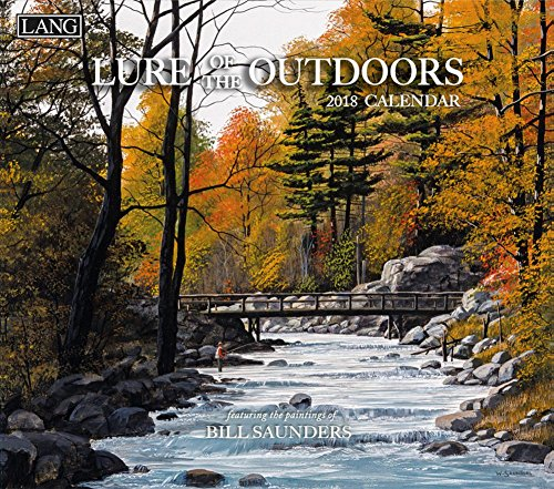 Lure Of The Outdoors 2018 Calendar  Free Bonus Download 12 Images Desktop Wallpaper