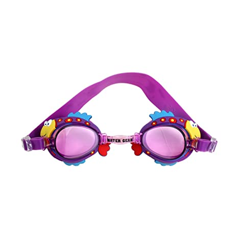 e11a82832590 Image Unavailable. Image not available for. Color  Water Gear Animal Swim  Swim Goggles Fish