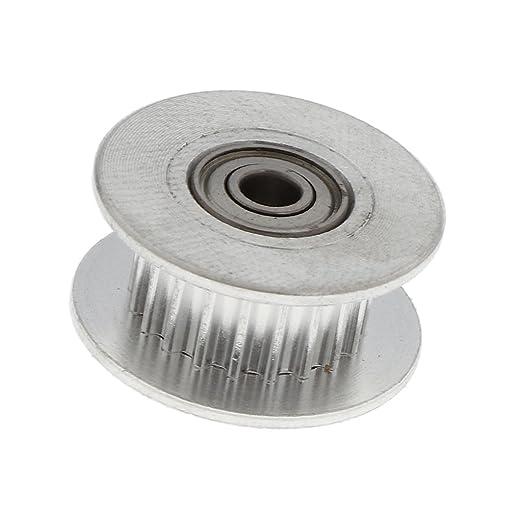 Homyl Polea de 3mm Accesorios para Impresora 3D Transmisión por ...